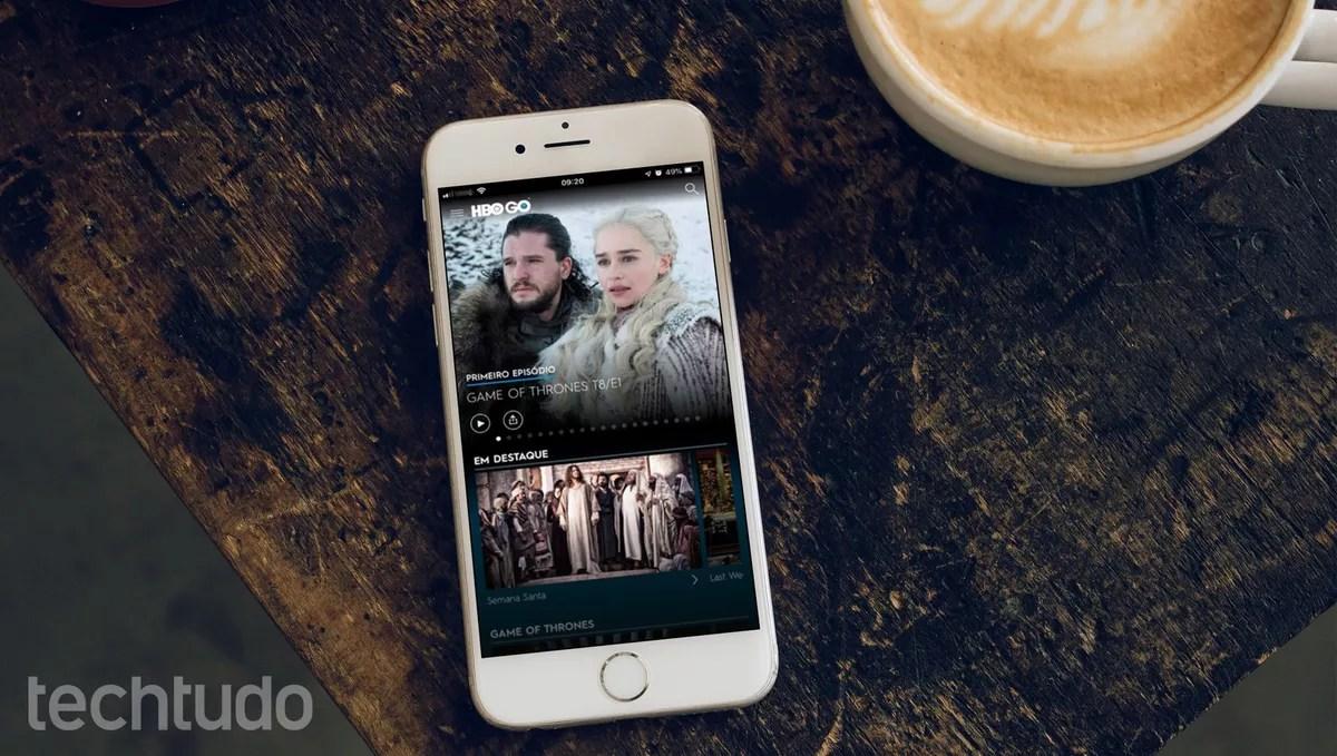 Como cancelar a assinatura da HBO Go pelo celular