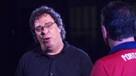 Casagrande entrevista Rogério Ceni (Foto: Reprodução TV Globo)