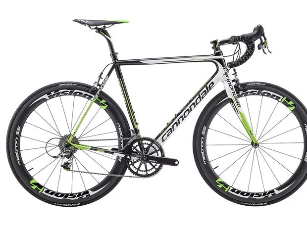 cannondale-super-six-evo-hi - Comparáveis a carros, bicicletas de luxo chegam a custar R$ 75 mil