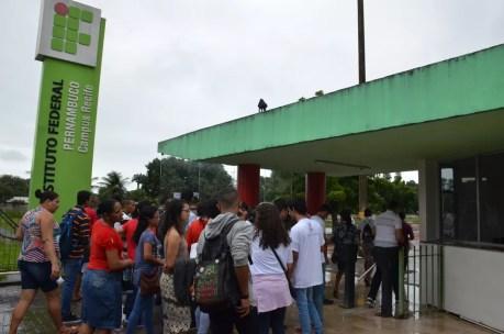 Listão do IFPE foi divulgado nesta terça-feira (18) (Foto: IFPE/Divulgação)