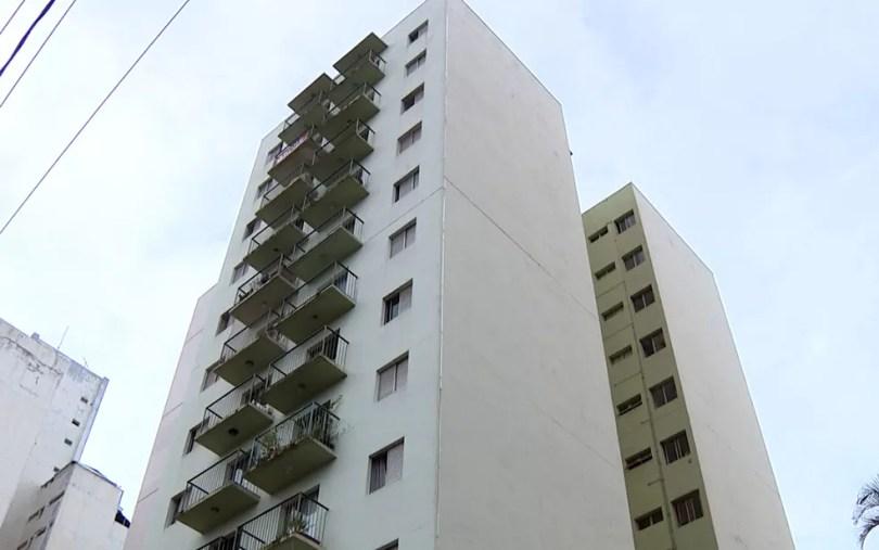 Local onde o coronel aposentado mantinha animais no bairro Botafogo, em Campinas (Foto: Reprodução EPTV)