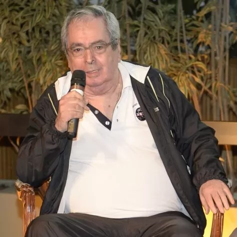 Benedito Ruy Barbosa (Foto: Renato Rocha Miranda/TV Globo)