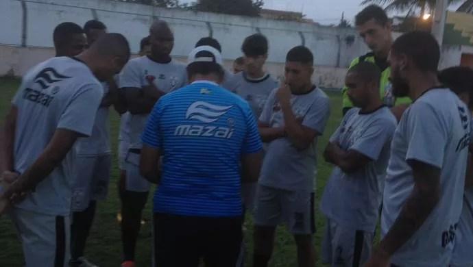 Botafogo-SE (Foto: Divulgação/BASF)
