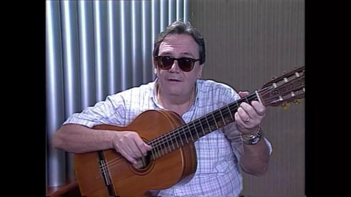 Morre aos 71 anos o cantor e compositor Tavito — Foto: Reprodução/TV Globo
