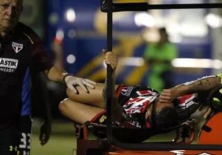 Bruno São Paulo x Botafogo (Foto: Rubens Chiri - site oficial do SPFC)