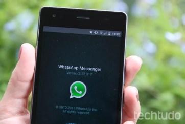 Golpe no WhatsApp simula liberação do FGTS e atinge 100 mil brasileiros — Foto: Anna Kellen Bull/TechTudo