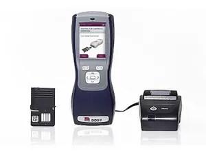 DDS-2 será usado no RS para avaliar o uso de drogas por parte de motoristas (Foto: Divulgação/Alere)