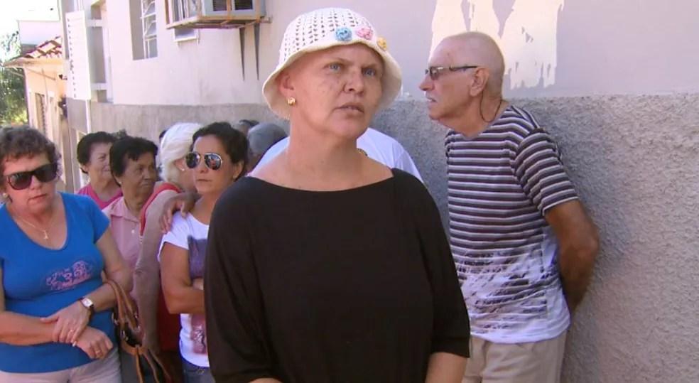 A professora Maristela Modena Martins fazia o tratamento em São José do Rio Pardo (Foto: Eder Ribeiro/ EPTV)