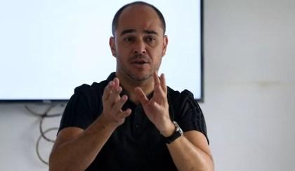 Marcelo Teixeira é atual diretor da base do Fluminense (Foto: Lucas Merçon/Fluminense FC)