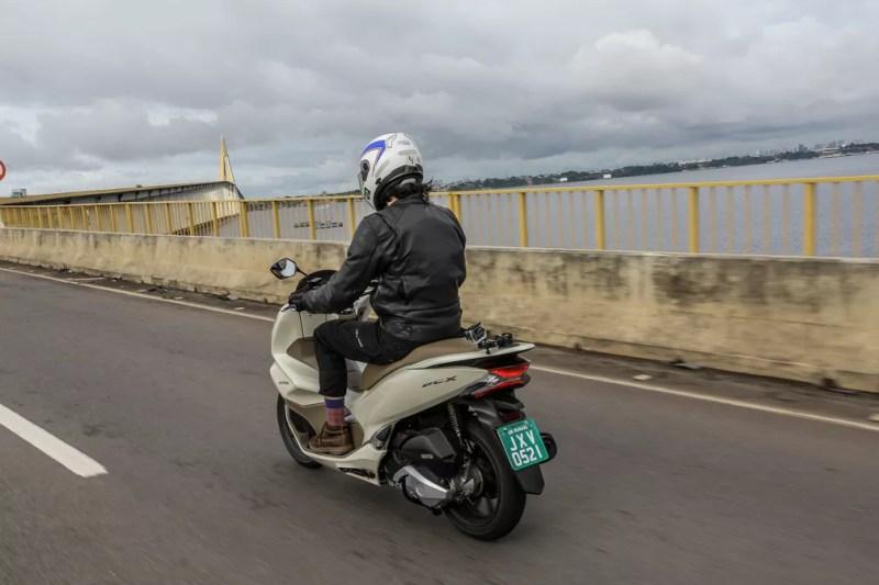 Honda PCX 150 ABS — Foto: Honda/Divulgação