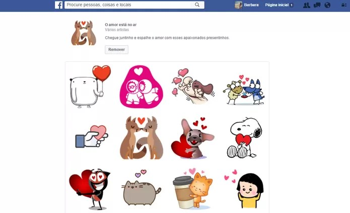 Mugsy Facebook Stickers