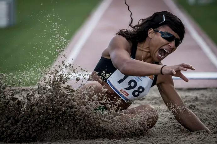 Silvânia consegue nova quebra de recorde mundial (Foto: Divulgação / CPB)