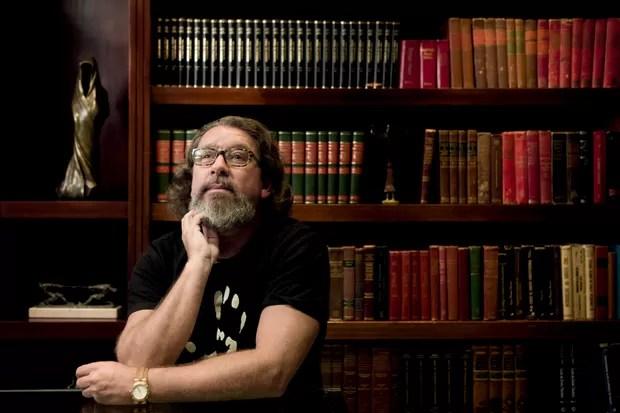 Antonio Carlos de Almeida (Foto: GQ)