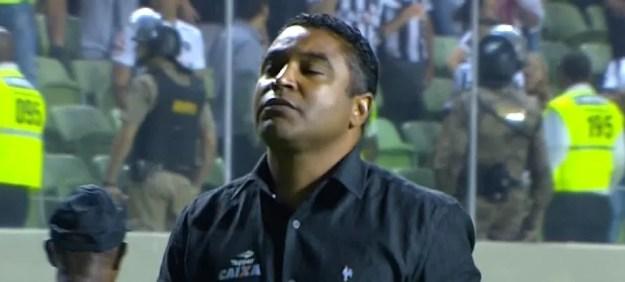 Fim da linha: Roger Machado não é mais o técnico do Atlético-MG