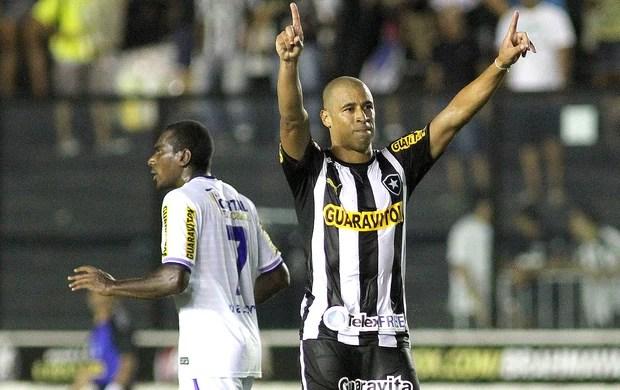 Jorge Wagner comemoração jogo Botafogo e Madureira (Foto: Vitor Silva / SS Press)
