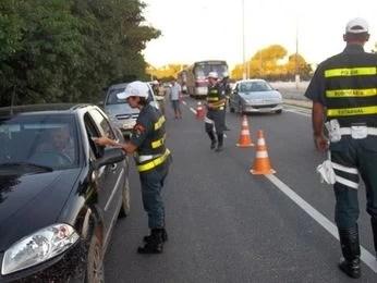 CPRv intensifica fiscalização nas rodovias estaduais de Sergipe (Foto: Divulgação/CPRv)