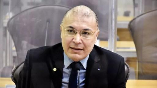 Deputado estadual pelo Rio Grande do Norte, Albert Dickson — Foto: Assembleia Legislativa do RN / Divulgação