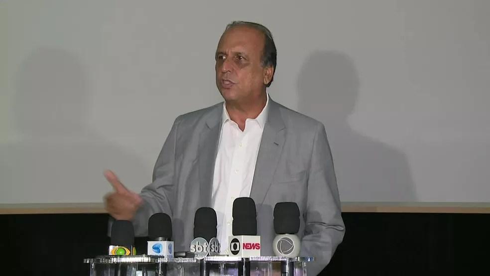 frame 00 51 17.102 - Lava Jato prende o governador Luiz Fernando Pezão e outras oito pessoas