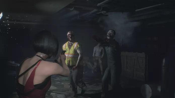 Resident Evil 2 Remake (Foto: Reprodução / TechTudo)