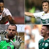Futebol ao Vivo quarta-feira Coritiba x São Paulo 25/05/2016