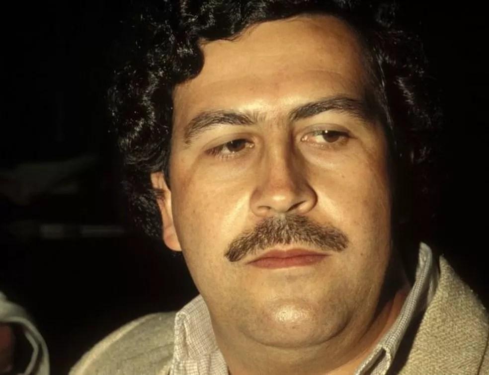 Pablo Escobar era o narcotraficante mais rico e perigoso do mundo — Foto: Getty Images/Via BBC