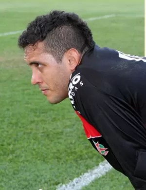 Goleiro Douglas, do Boa Esporte (Foto: Tiago Campos)