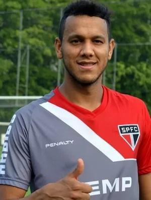 Souza São Paulo (Foto: site oficial / saopaulofc.net)