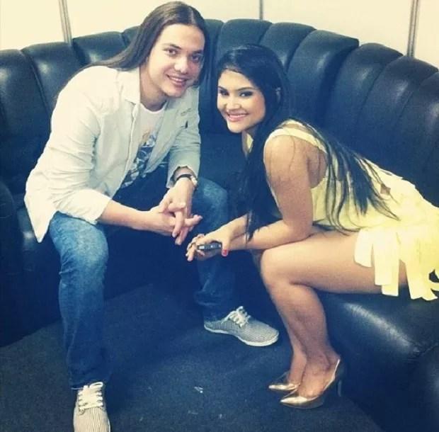 Wesley Safadão e Mileide Mihaile (Foto: Reprodução/Instagram)
