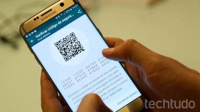 WhatsApp oferece criptografia de ponta a ponta (Foto: Foto: Luciana Maline/TechTudo)
