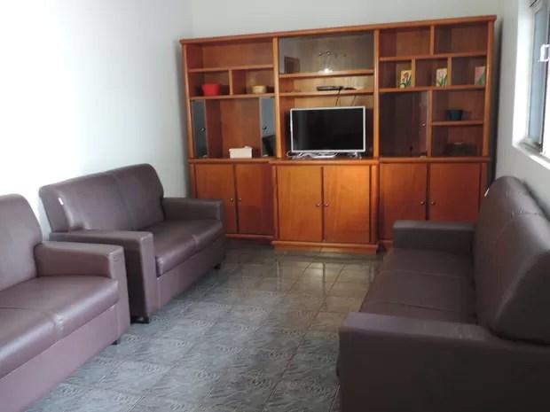 Primeira residência foi inaugurada na manhã desta terça-feira (1º) (Foto: Wellington Roberto/G1)