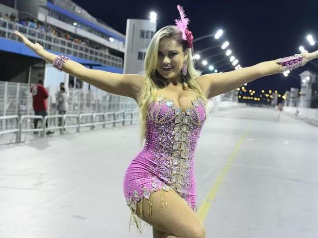 Ellen Rocche (Foto: Leo Franco/ Ag. News)
