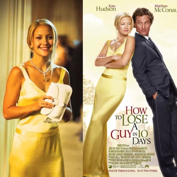 """Kate Hudson at """"How to Lose a Man in 10 Days"""" (Photo: Reproduction)"""