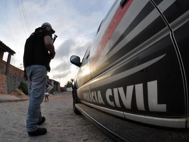 Policiamento ostensivo e prisões de novas quadrilhas foram intensificados (Foto: Allan de Carvalho/Divulgação/SSP)