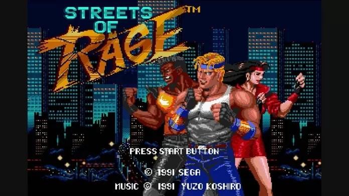Resultado de imagem para street of rage 1