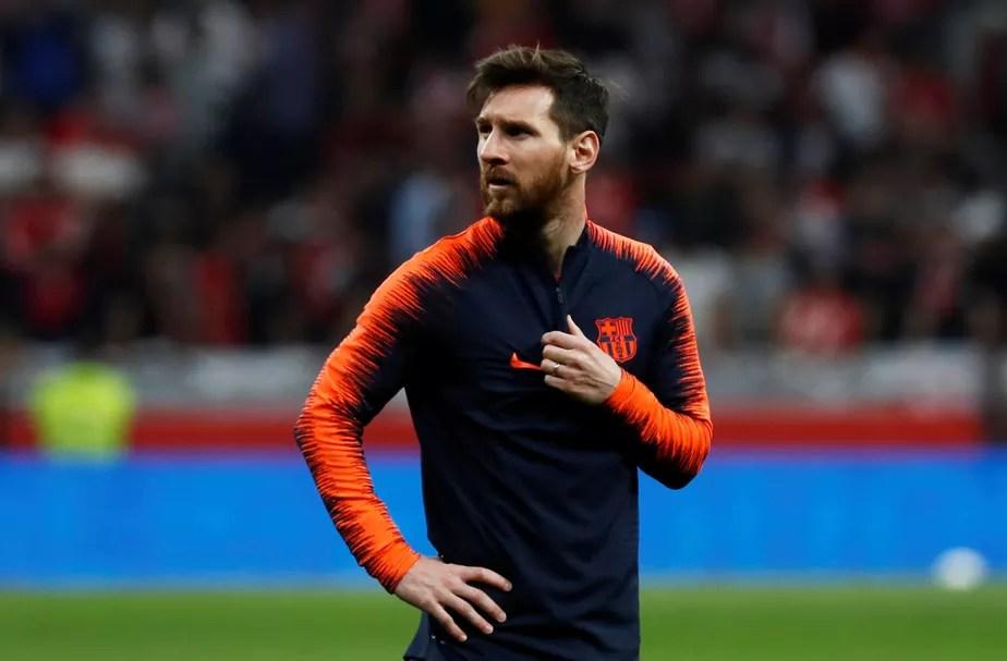 Messi supera CR7 e é o jogador mais bem pago do mundo com meio bilhão de reais