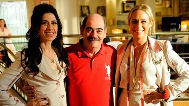 Rivelino participa do episódio de Tapas & Baijos nesta terça