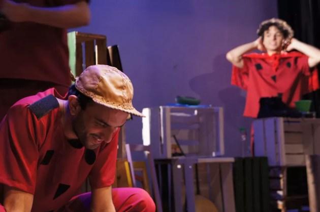 Espetáculo Minha Vó Contou está em cartaz no Teatro Moliere (Foto: Divulgação)