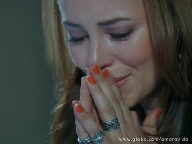 Paloma (Foto: Amor à Vida / TV Globo)