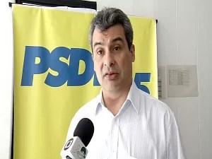 Marcos Prado (PSDB) (Foto: TV Verdes Mares/Reprodução)