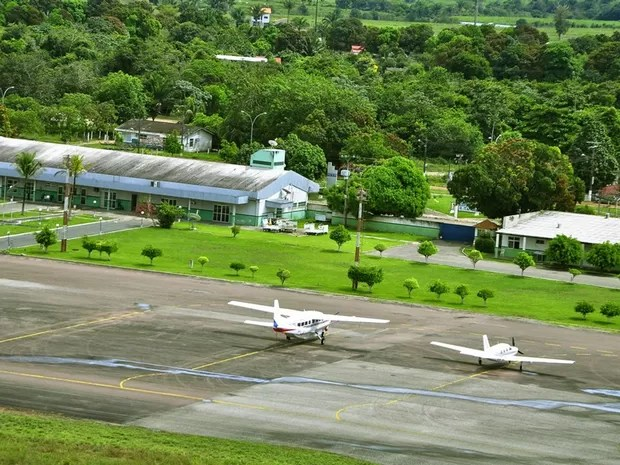 Companhia aérea é a única a operar em Itaituba, no sudoeste do Pará.  (Foto: O Liberal)