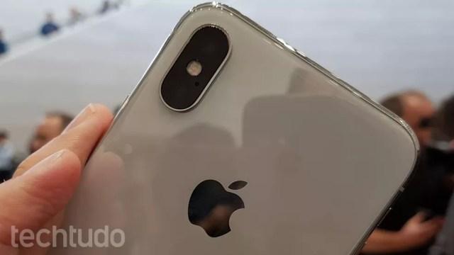 Inteligência artificial da Apple é mais integrada ao smartphone e tem versão em português (Foto: Thássius Veloso/TechTudo)