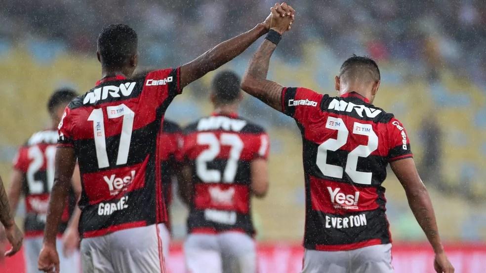 Flamengo lidera o Grupo 4 com seis pontos (Foto: Divulgação / Gilvan de Souza / Flamengo)