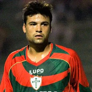 Héverton jogador da Portuguesa (Foto: Futura Press)
