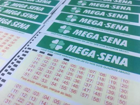 Mega-Sena pode pagar R$ 35 milhões nesta quarta (20) (Foto: Stephanie Fonseca/G1)