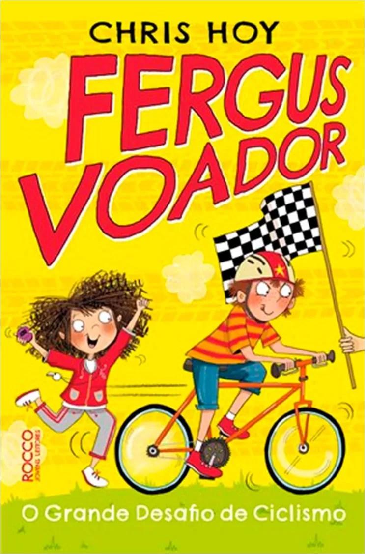 Segundo livro da série Fergus Voador
