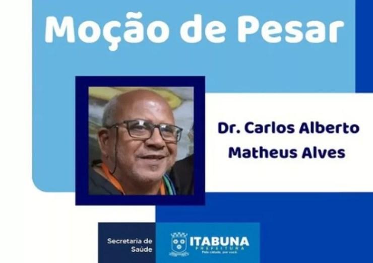 Carlos Matheus é uma das vítimas do acidente na Bahia — Foto: Reprodução / Redes Sociais