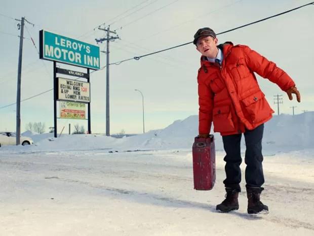 Martin Freeman em cena da série 'Fargo' (Foto: Divulgação)