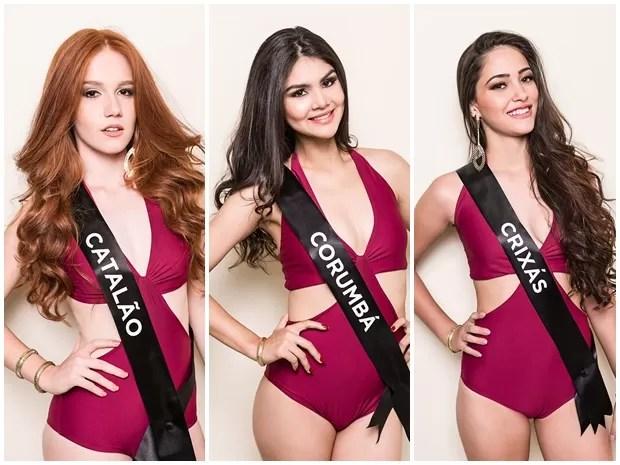 'Miss Goiás 2016' seleciona mais bela do estado nesta quarta-feira (27), em Goiânia (Foto: Divulgação/Júnior Moritz)
