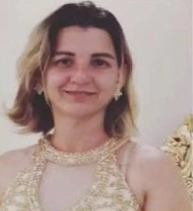 Lucimar Fernandes Aragão, de 40 anos, está desaparecida desde maio em Cuiabá — Foto: Divulgação