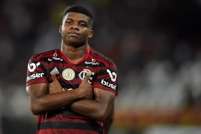 Lincoln viveu momentos importantes como o gol contra o Botafogo, no Brasileirão de 2019 — Foto: André Durão